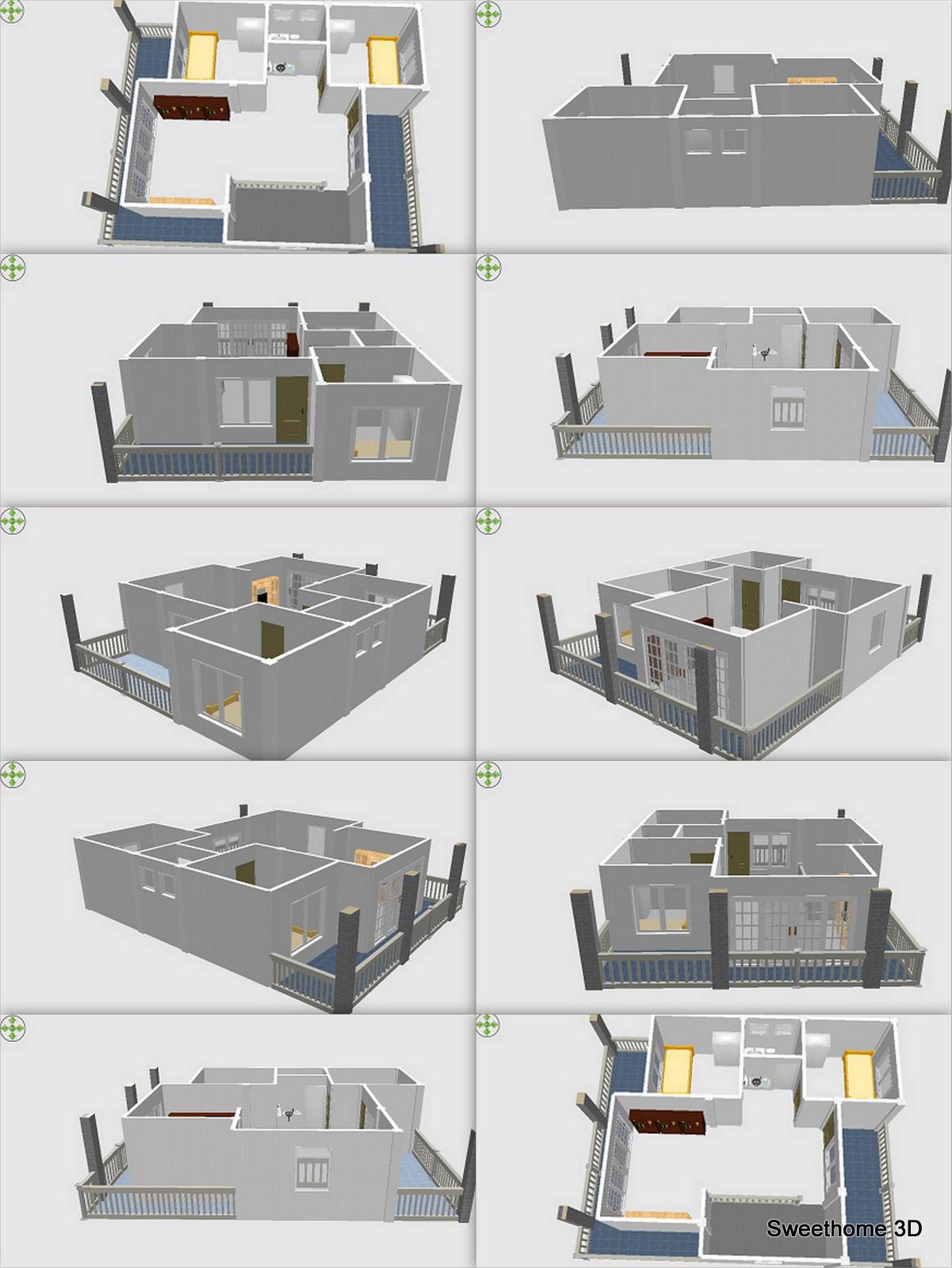 Gambar Desain Rumah Sweet Home 3d Feed News Indonesia